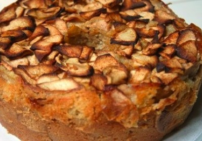 Margaux Gillman's Traditional Jewish Apple Cake