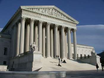 US Supreme Court Photo: http://www.opensecrets.org/news/us_supreme_court.jpg
