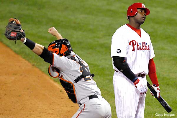 Ryan Howard photo: Getty Images