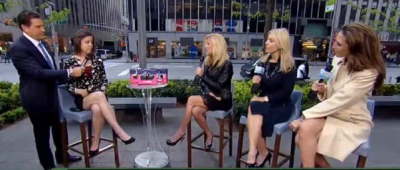 Philly's Phinest Profiles Jen Groover -The Ever Evolving Entrepreneur on Fox and Friends.