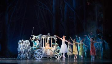 PREVIEW: Cinderella at the Academy of Music